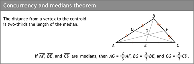 Concurrency and angle bisectors theorem