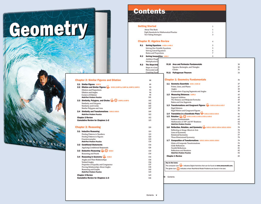 Geometry cover image